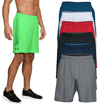 Under Armour Trainings Short Graphic Sporthose Laufshort Kurz Running Freizeit