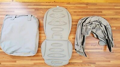 Oyster 1 Stroller Colour Pack - Dolphin Grey