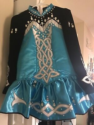 Irish Dance Solo Dress 10 12