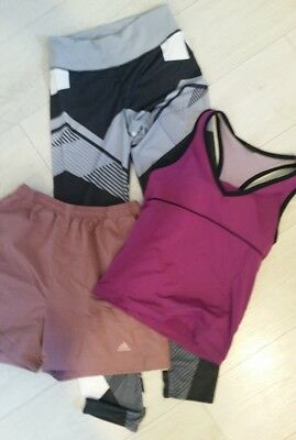 Ladies gym bundle - size 14, used but in great condition