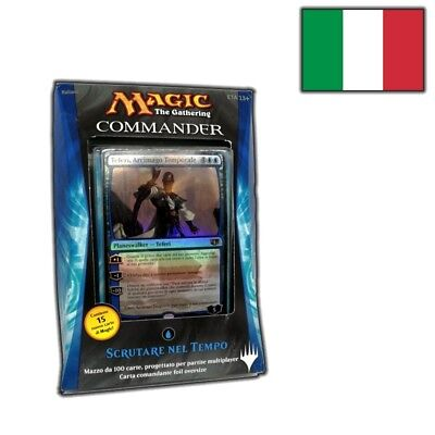 Scrutare nel Tempo - MTG Commander 2014 (IT)
