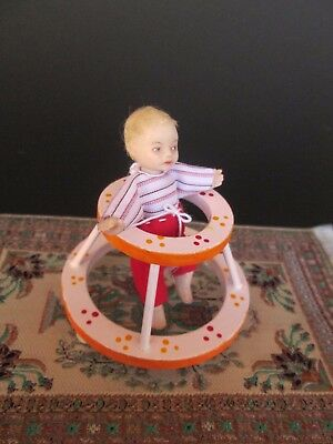 Child - 1:12 doll or dollhouse Dollshouse dolls by Paola&Sara Miniature