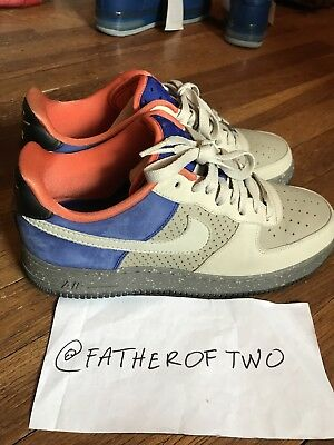 17559ada9ed0 Used Authentic Nike Air Force 1 Supreme Mowabb ACG edition SAMPLE US size 9  UK 8