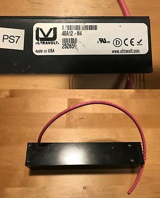 Ultravolt High Voltage Power Supply, Many To Pick From, Please See Listing.