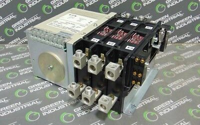 USED Eaton PPVXC2X30100 Transfer Switch Relay Module 480VAC 100A