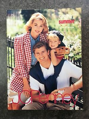 Spring & Summer 1993  JC Penney Catalog