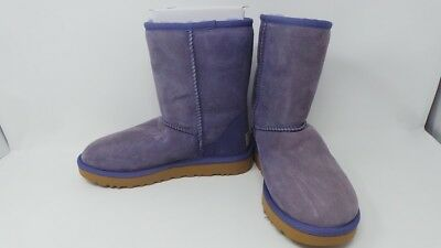 b062d88bc2d WOMENS UGG CLASSIC Short II Boots Style 1016223 Size 6 Pajama Blue W106