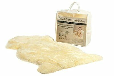New Zealand Lambskin for Baby 100% Natural and Luxuriously Soft Shorn Wool year