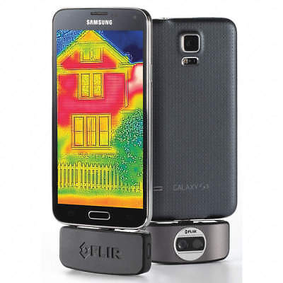 FLIR ONE Android USB Thermal Imaging Heat Camera 160x120 Sensor 3rd Gen PRO NEW!