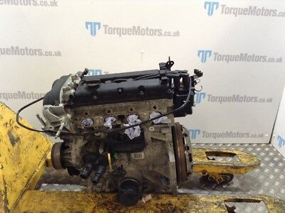 Mk7 Ford Fiesta Zetec S 2009 Bare Engine Block And Head Timed Up
