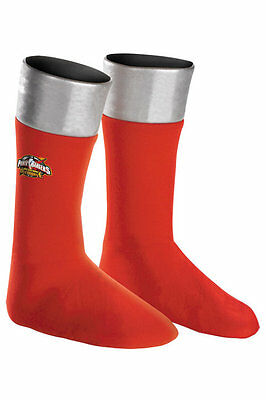 Power Rangers Operation Overdrive Red Ranger Child Boot Covers