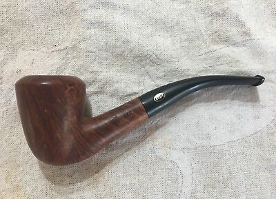Rossi zulu smooth estate tobacco pipe