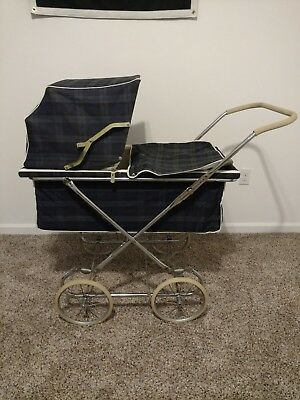 Rare Vintage Antique Baby Carriage Stroller by wear ever