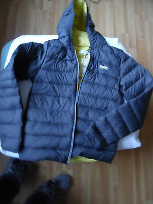 Hugo Boss Boys Jacet Grey Age  WITH DEFECTS SEE LISTING.