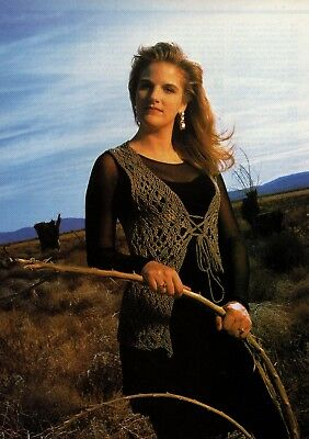 Trisha Yearwood 3 Page Magazine Article Clipping 2 Pictures Country Music