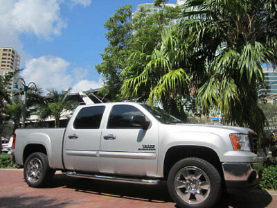 2011 GMC Sierra 1500 Florida 2011 GMC Sierra SLE Crew Cab Texas Edition Florida 1 Owner 2011 GMC Sierra SLE Crew Cab Full Size Pick Up Truck V8 Leather