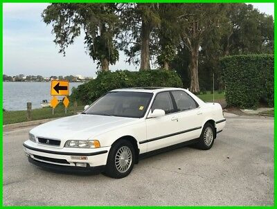 1992 Acura Legend L 1992 Acura Legend L 3.2L V6 12V Automatic FWD Sedan ONE OWNER FL CAR NO ACCIDENT