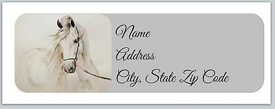 Personalized address labels Horse Buy 3 get 1 free (h a)