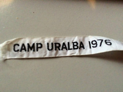 Girl Guides / Scouts Camp Uralba 1976 Tape