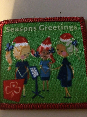 Girl Guides / Scouts Seasons Greetings 2