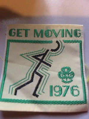 Girl Guides / Scouts Get moving 1976