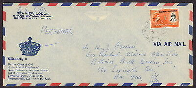 Cayman Islands | 1969 Airmail Cover