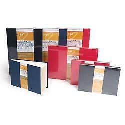 Hahnemühle Hard Cover Deluxe Sketch Journal - Choose Your Size & Colour