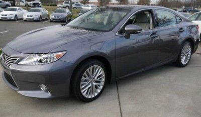 2013 Lexus ES 350 Premium Lexus ES 350 2013 Dark Grey / Tan / Heated / Cooled seats / Moon room / Nav