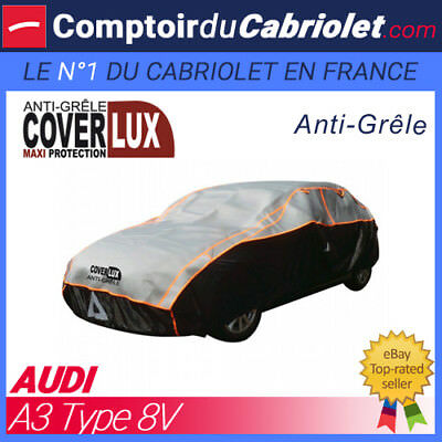 Housse Audi A3-8V - Coverlux : Bâche protection anti-grêle