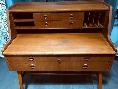 Mid Century Writing Desk