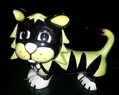 Lorna Bailey Tiger the cat  Excellent Condition FREE P&P #