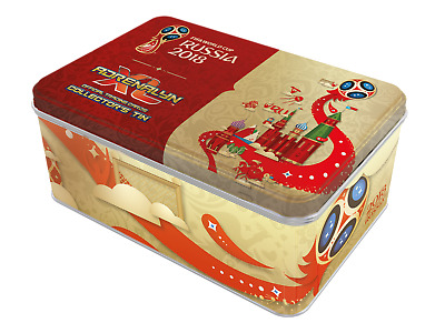 FIFA World Cup Russia 2018 Adrenalyn XL Classic Tin