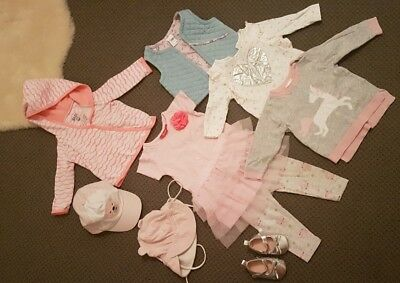 mixed lot bulk baby girl toshi seed cotton on