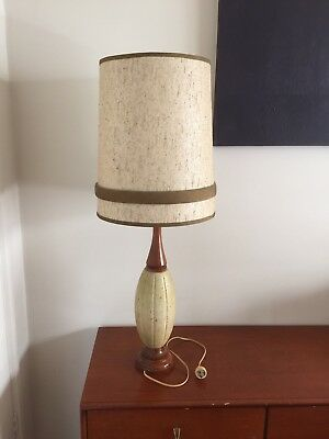 Danish Mid Century 1960's Original Lamp