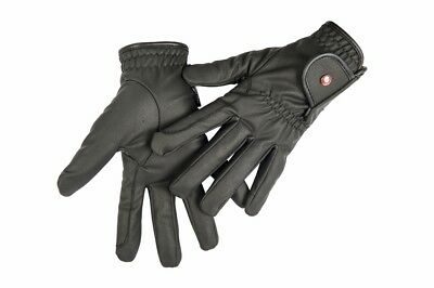 HKM PRO TEAM Riding Gloves - Professional Thinsulate Winter -