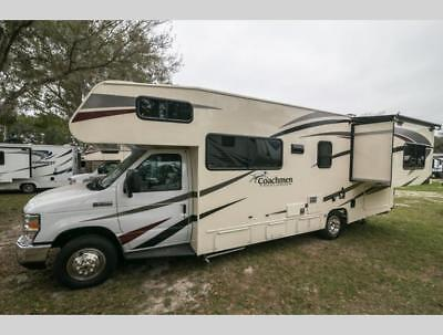 New 2018 Coachmen RV Freelander 26RS Ford 350