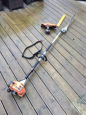 Stihl HL75 Long Reach Hedge Cutter And Strimmer 2 in 1, Serviced