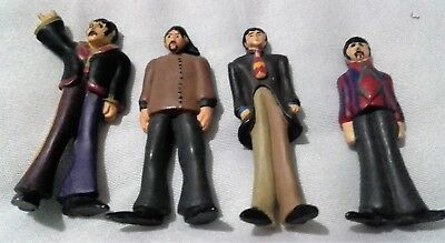 WOW! Cast Metal Beatles figurines (Rare)
