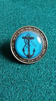 Isle Of Eigg Golf Ball Marker