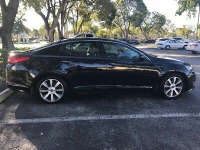 2012 Kia Optima SX 2012 Kia Optima SX Turbo