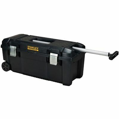 STANLEY FATMAX FMST1-75761 28″ Toolbox With Telescopic Handle and Wheels