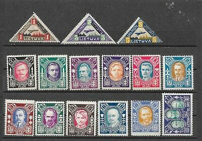Russia Lithuania  Nice  Lot  Mlh