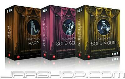 EastWest Hollywood Solo Series Bundle Gold Edition Educational eDelivery JRR Sho