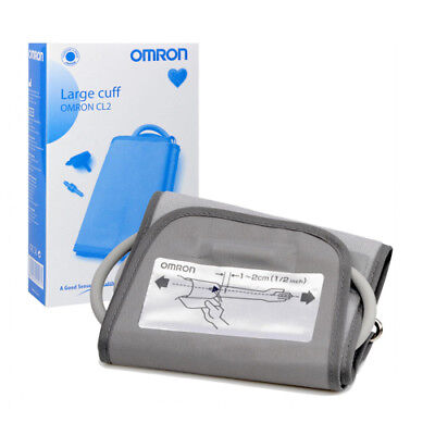 Omron CL2 Large Cuff Upper Arm Blood Pressure Arm Circumference 32-42cm M2