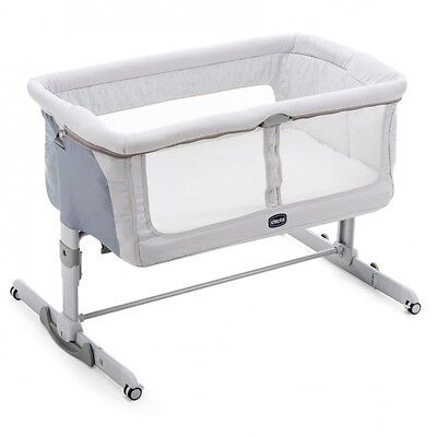 Chicco Next 2 Me Crib Newborn Baby Co Sleeping Cot Dream - Delicacy - Clearance