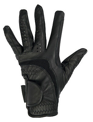 HKM Riding Gloves - Soft Leather