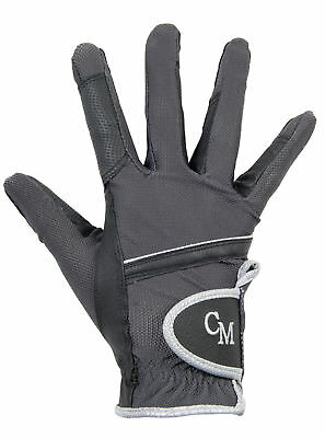 Cavallino Marino Riding Gloves - Soft Powder