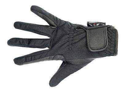 HKM Riding Gloves - Softshell