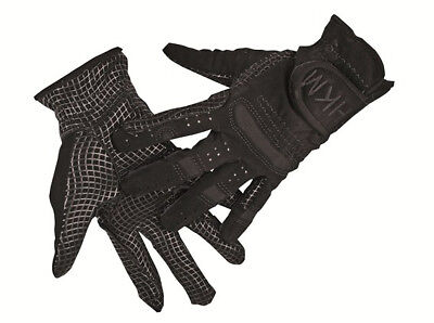 HKM Riding Gloves - Strong