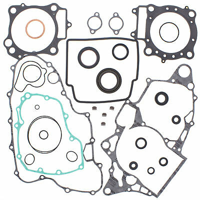 Winderosa Complete Gasket Kit with Oil Seals For Honda TRX450R 2006 - 2009 450cc